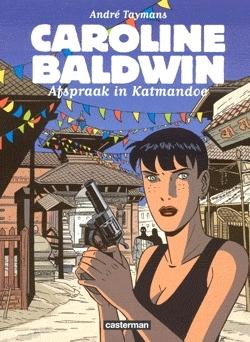 Caroline baldwin 07. afspraak in katmandoe