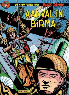 Buck danny 006. aanval in birma