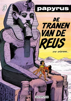 Papyrus 09. de tranen van de reus -