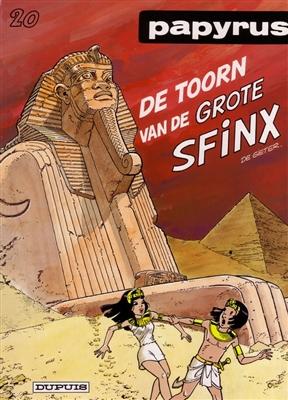 Papyrus 20. de toorn van de grote sfinx