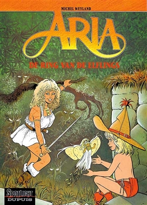 Aria 06. de ring van de elflings -