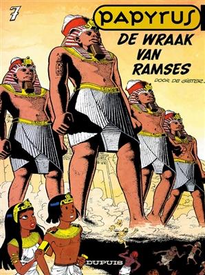 Papyrus 07. de wraak van ramses
