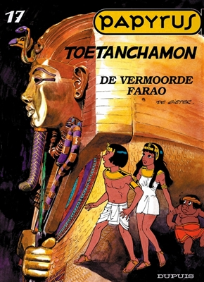 Papyrus 17. toetanchamon