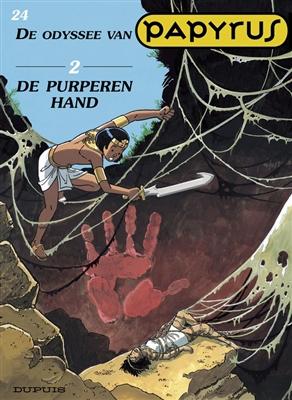 Papyrus 24. de purperen hand