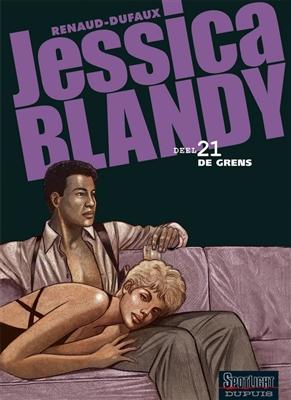 Jessica blandy 21. de grens -