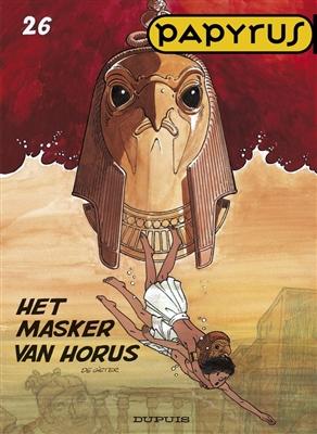 Papyrus 26. het masker van horus