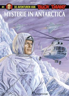 Buck danny 051. mysterie in antarctica -