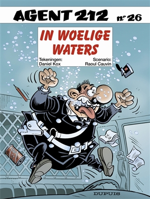 Agent 212 26. in woelige waters -