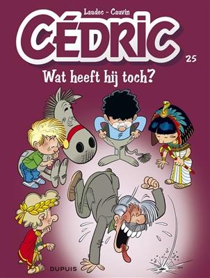 Cedric 25. wat heeft hij toch ?