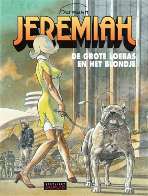 Jeremiah 33. de grote loebas en het blondje