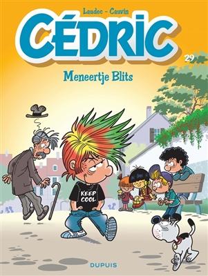 Cedric 29. meneertje blits