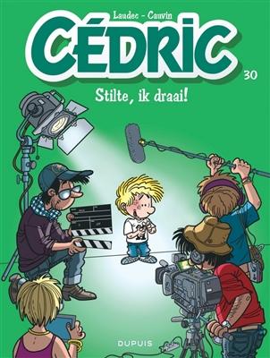 Cedric 30. stilte, ik draai !