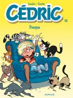 Cedric 12. poespas