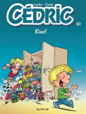Cedric 20. klaar !