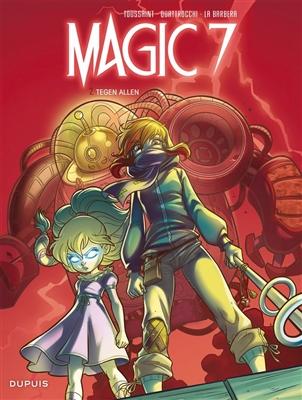 Magic 7 02. tegen allen