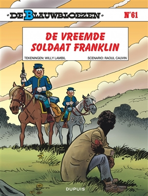 Blauwbloezen 61. de vreemde soldaat franklin