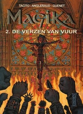 Magika 01. het absolute kwaad -