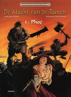Macht van de runen 01. phoe -