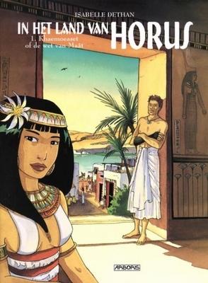 In het land van horus 01. khaemouset of de wet van maat -