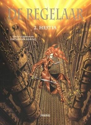 Regelaar 02. hestia -