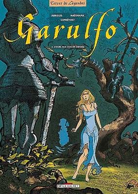 Garulfo 04. het monster met de kristallen ogen