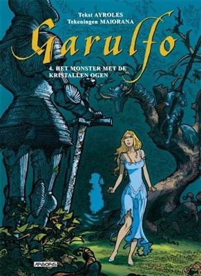 Garulfo Hc04. het monster met de kristallen ogen