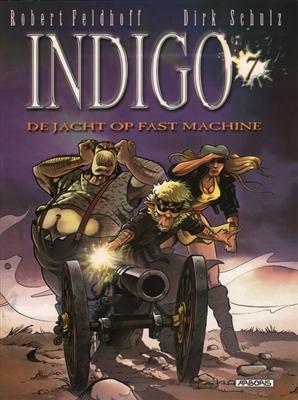 Indigo 07. de jacht op fast machine -