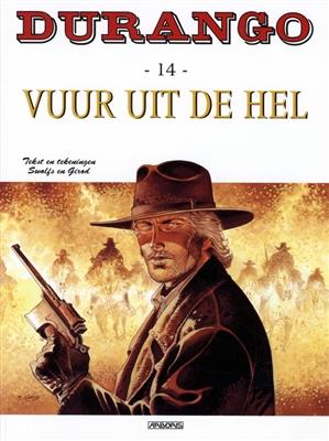 Durango 14. vuur uit de hel -