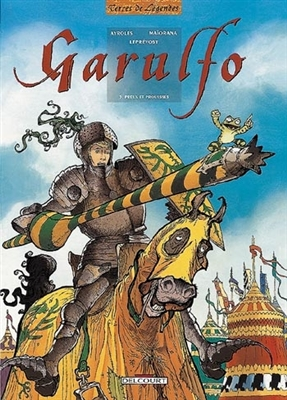 Garulfo 05. dappere heldendaden