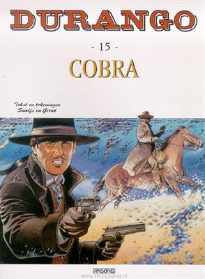 Durango 15. cobra -