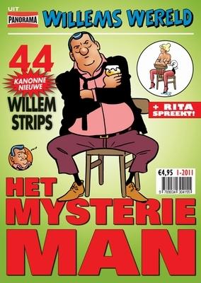 Willems wereld magazine 12. het mysterie man (magazine editie)