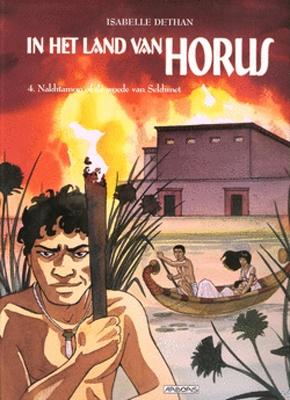 In het land van horus Hc04. nakhtamon of de woede van sekhmet
