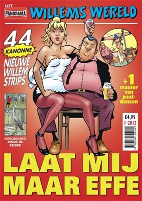 Willems wereld pakket 01. pakket met 2 delen magazine editie (12 + 13)