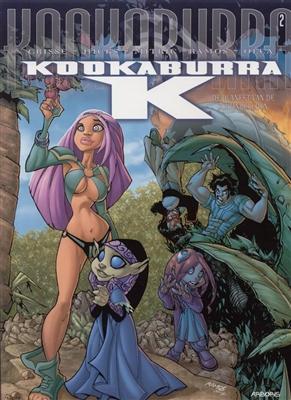 Kookaburra k 02. de planeet van de schijnbeelden
