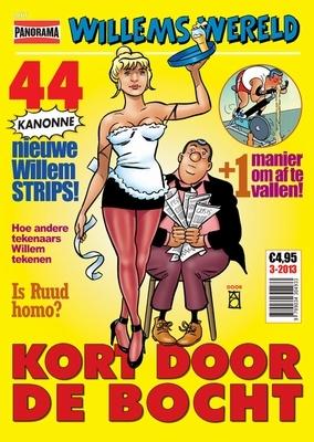 Willems wereld magazine 14. kort door de bocht (magazine editie)