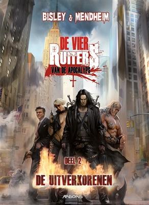 Vier ruiters van de apocalyps 02. de uitverkorenen