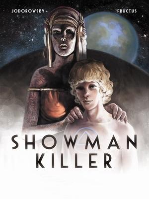 Showman killer 03. de onzichtbare vrouw