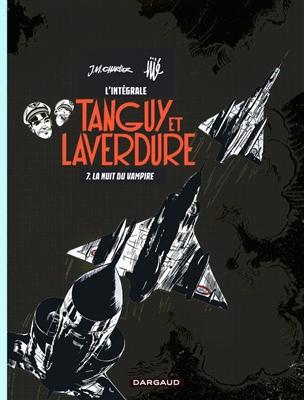Tanguy en laverdure complete Lu07. de maand van de vampier