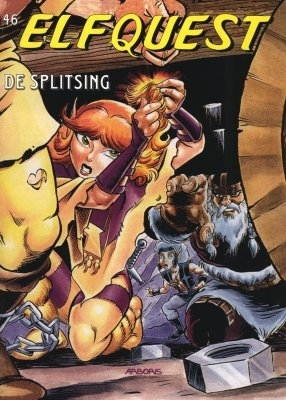 Elfquest 46. de splitsing -
