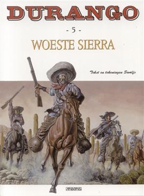 Durango 05. woeste sierra (herdruk) -