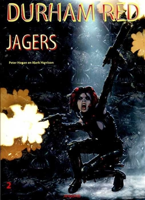 Durham red 02. jagers -