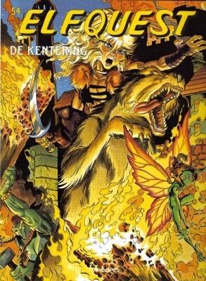Elfquest 54. de kentering -