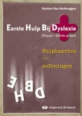 Eerste hulp bij dyslexie frans (derde graad)