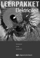 Leerpakket elektriciteit - blocnote (per 3 ex.)