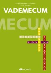 Vademecum: spelling, woordleer, zinsleer en constituenten