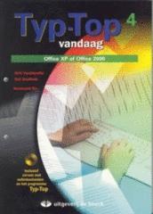 Typ-top vandaag 4 - leerwerkboek (+ cd-rom)
