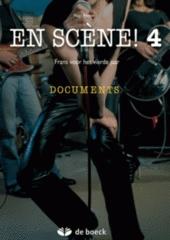 En scène! 4 - bronnenboek
