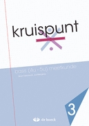 Kruispunt 3 - basis (4u - 5u) meetkunde (vo) - leerwerkboek