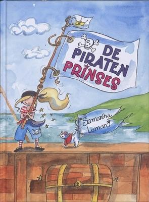 Lisa en lilly Piratenprinses