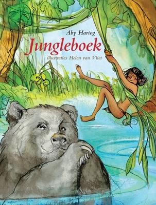 Jungleboek prentenboek